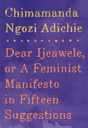 Feminist manifesto cover