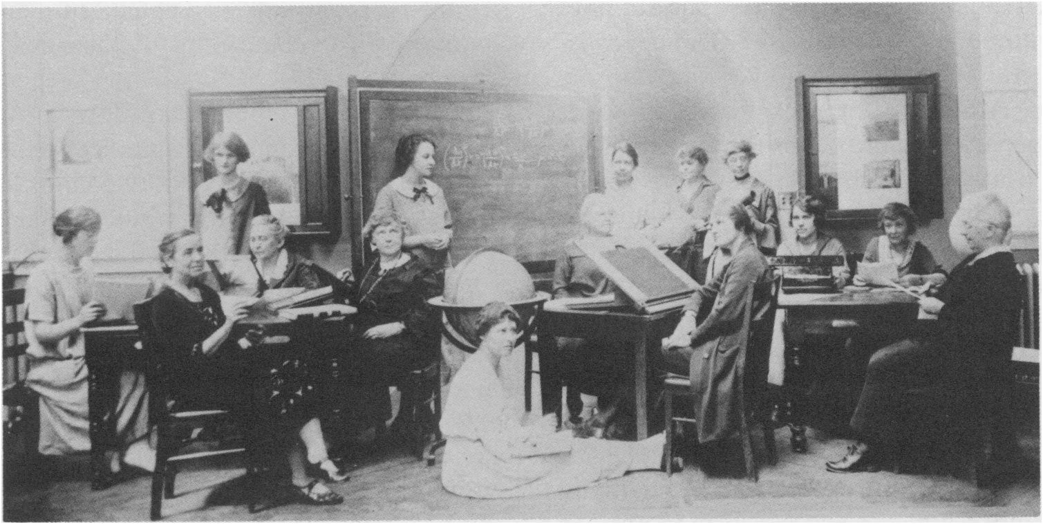 "Annie Jump Cannon was among a small contingent of women who were employed as ""computers,"" analyzing countless photographic plates that had been collected from various astronomical outposts."
