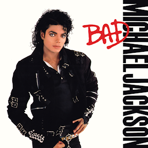 """Cover of """"Bad"""" by Michael Jackson"""