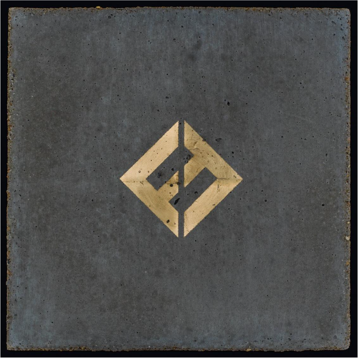 """""""Concrete and Gold"""" by the Foo Fighters"""
