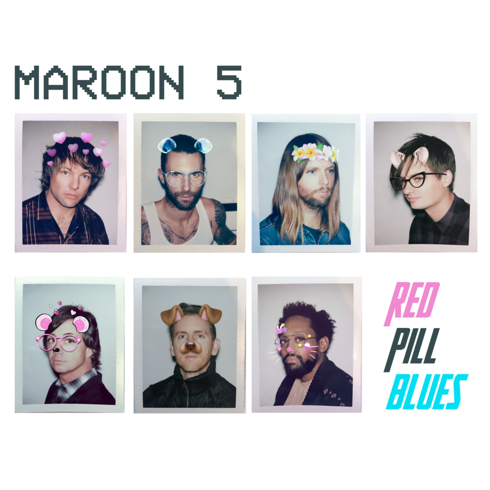 Maroon 5, 'Red Pill Blues'