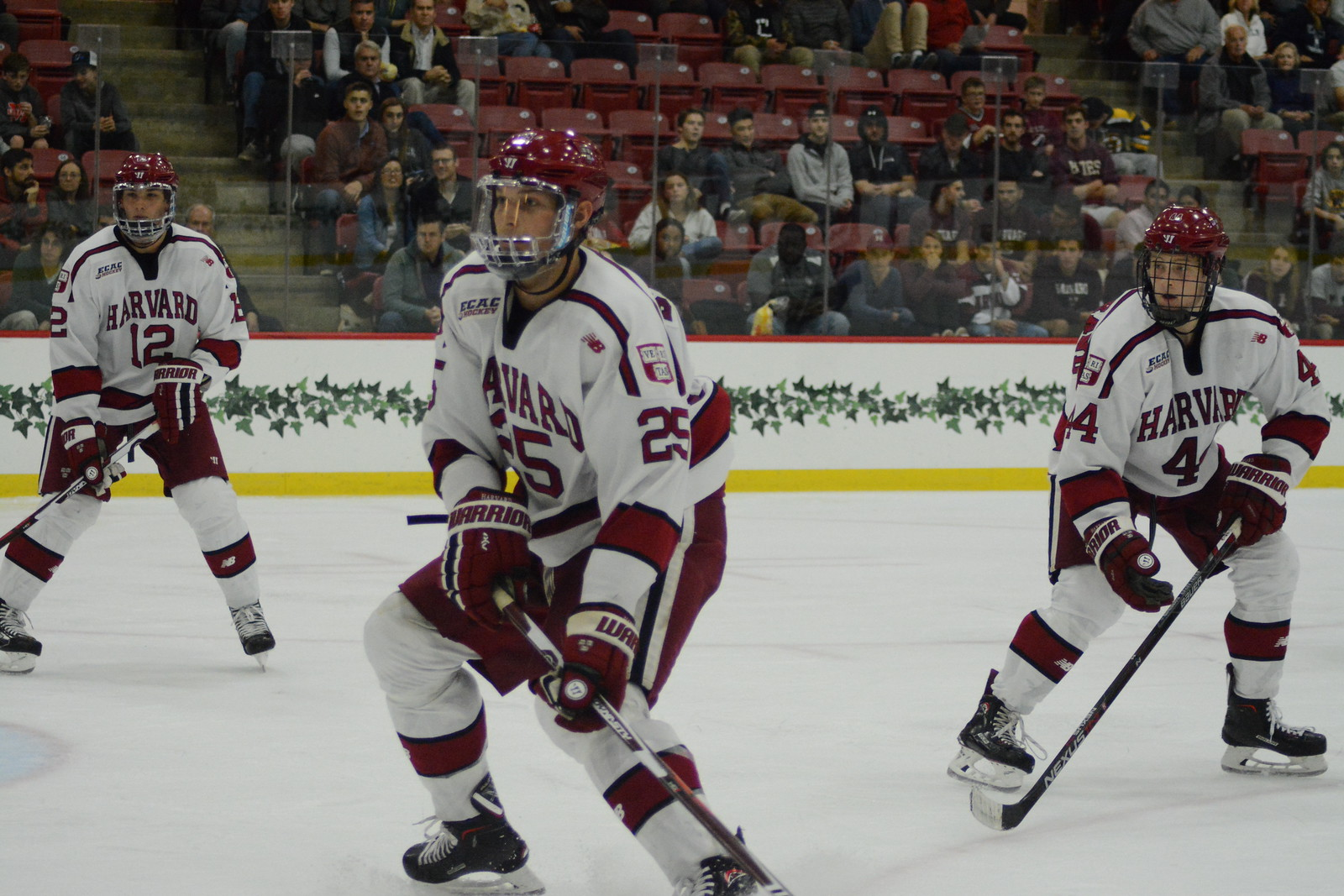 Harvard will kick off the road portion of its schedule with a weekend trip to upstate New York. Saturday's showdown with Cornell marks the start of the Crimson's most challenging stretch of games all season.