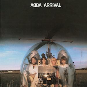 """ABBA, """"Arrival,"""" Polar, 1976."""