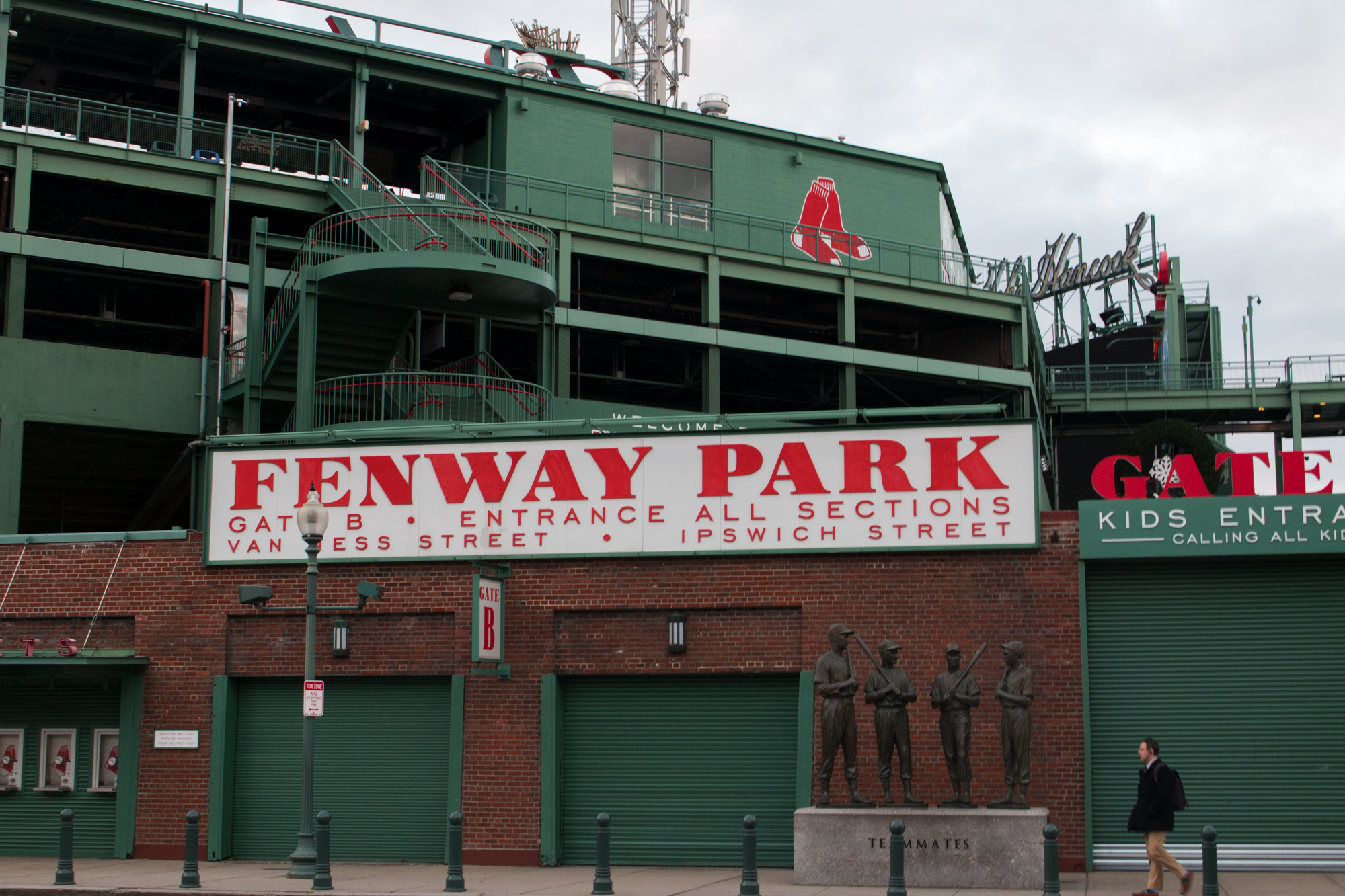 Fenway Park, home of the Boston Red Sox, will host the 135th Harvard-Yale game.