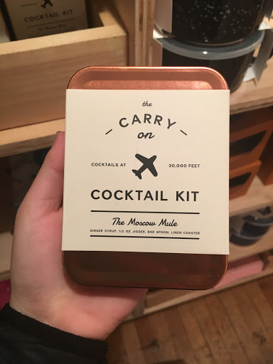 Carry-on Cocktail