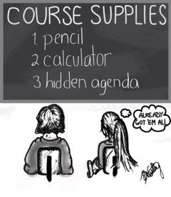 Course Supplies