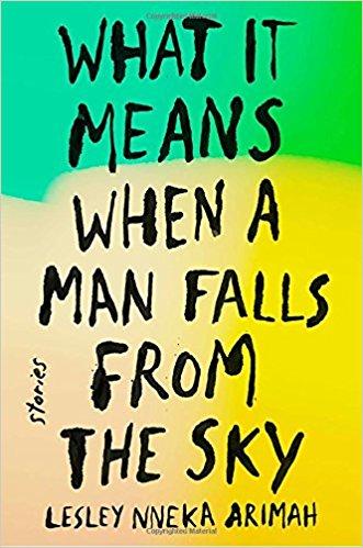 When a Man Falls cover