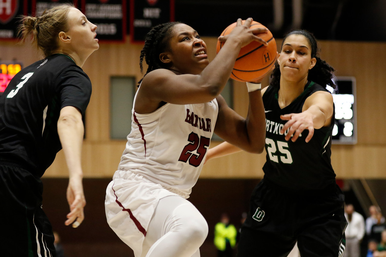 women's basketball drops ivy league opener to dartmouth | sports