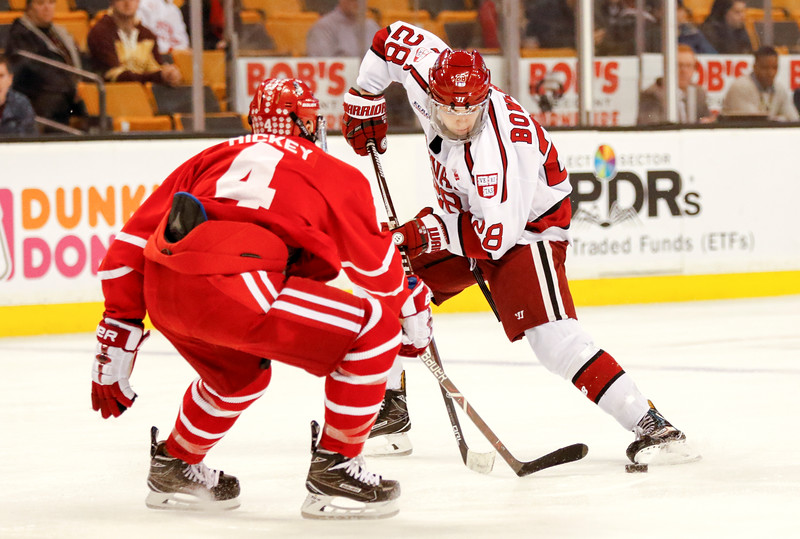 Hockey East: Notebook - Crimson Struggles With Power Play, Hot Goaltender In Beanpot Semis Loss To BU