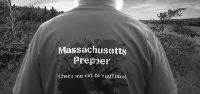 Sandy L. Smith, known as The Massachusetts Prepper on YouTube, has been prepping for natural disasters since the '90s.