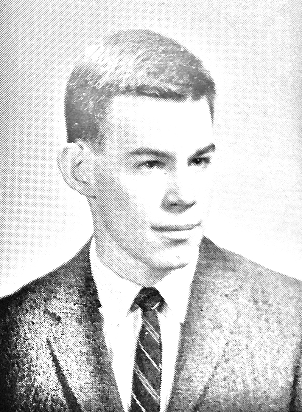 Christopher A. Sims '63.