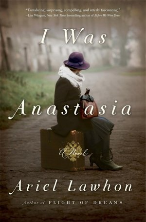 I Was Anastasia Cover