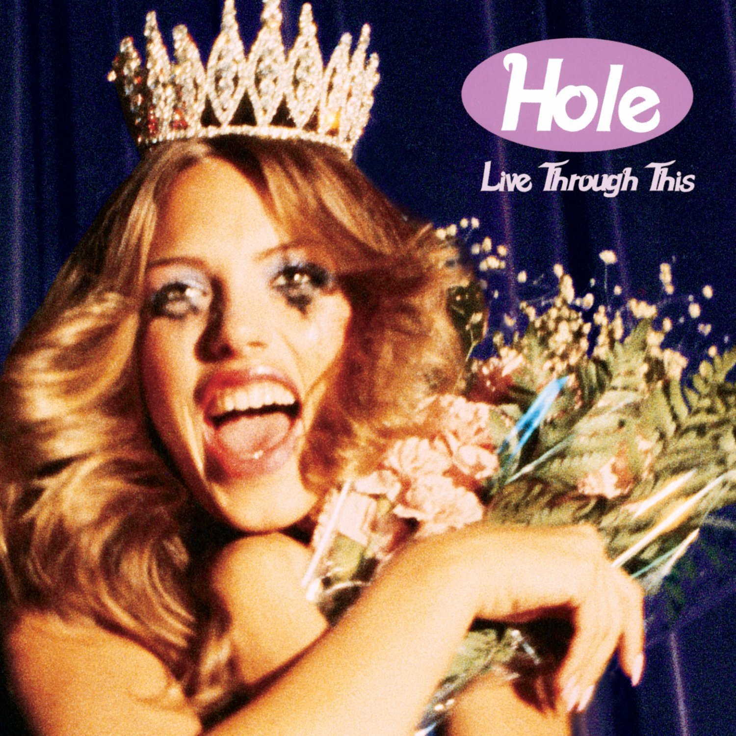 "The cover for ""Live Through This"" by Hole."