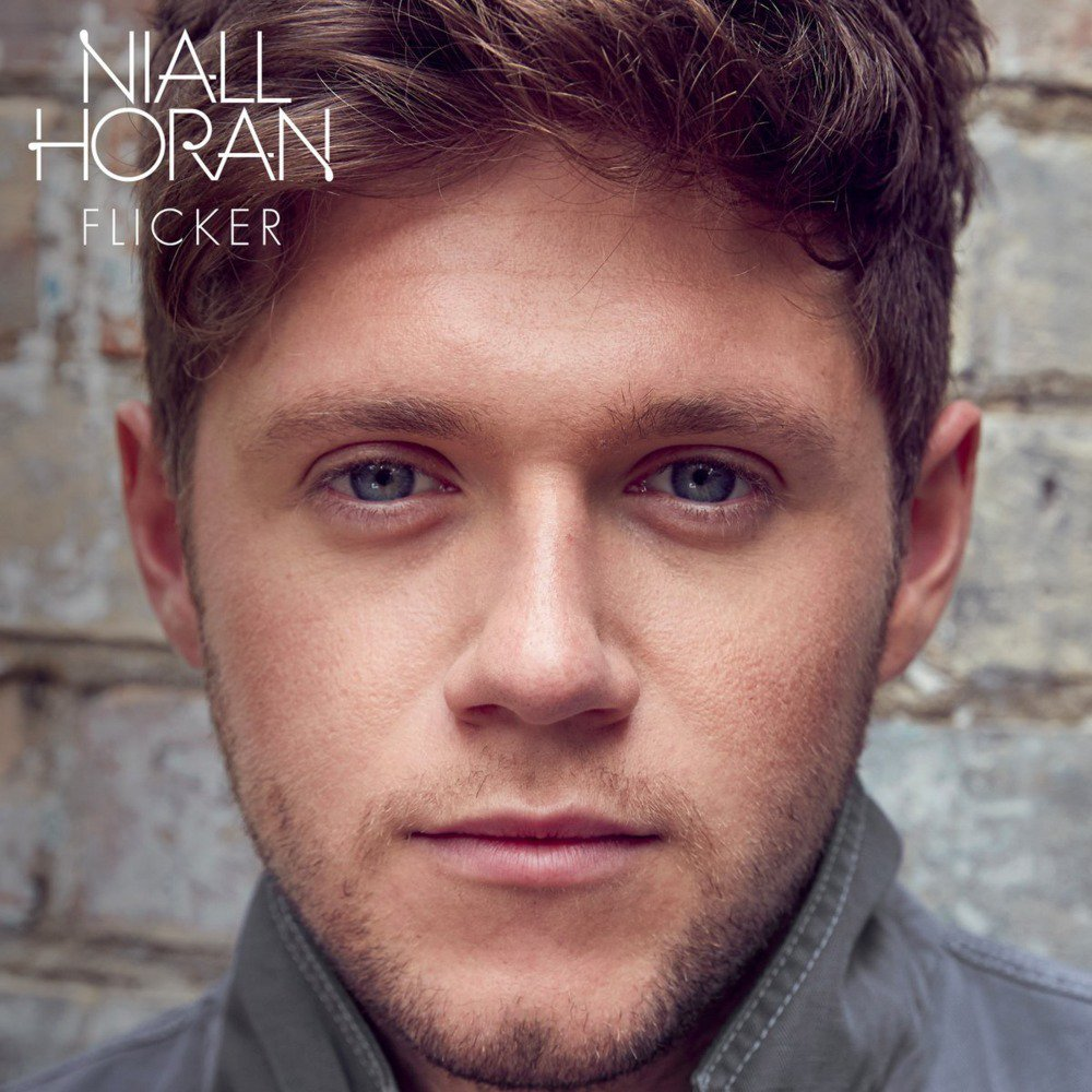 "The cover for ""Flicker"" by Niall Horan."