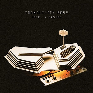 Tranquility Base Hotel & Casino Album Cover