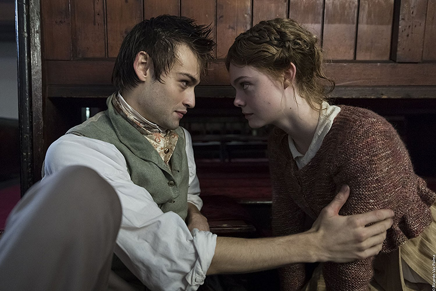 'Mary Shelley' Still