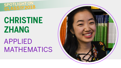 OCS Senior Spotlight - Christine Zhang