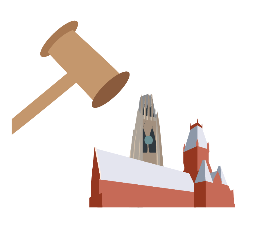 The Department of Justice on Wednesday dropped a lawsuit against Yale alleging discrimination in its admissions practices. Experts said it indicated the DOJ will likely withdraw support for a similar suit against Harvard.