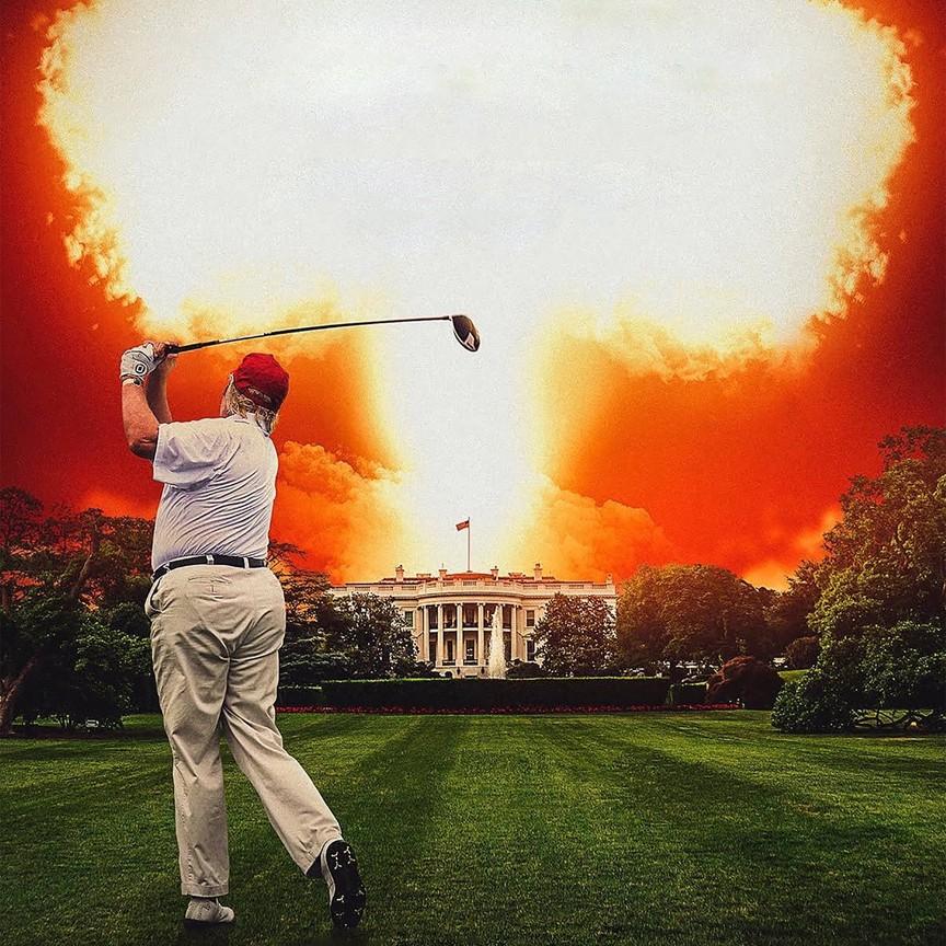 'Fahrenheit 11/9' poster