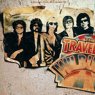 Traveling Wilburys Vol. 1 Cover