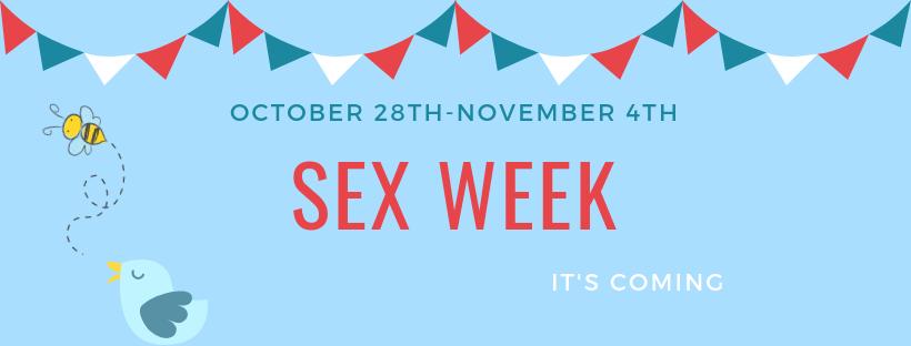 Sex Week 2018 1