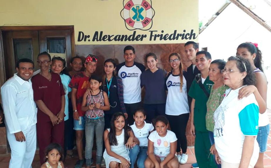 Digibyte in Venezuela