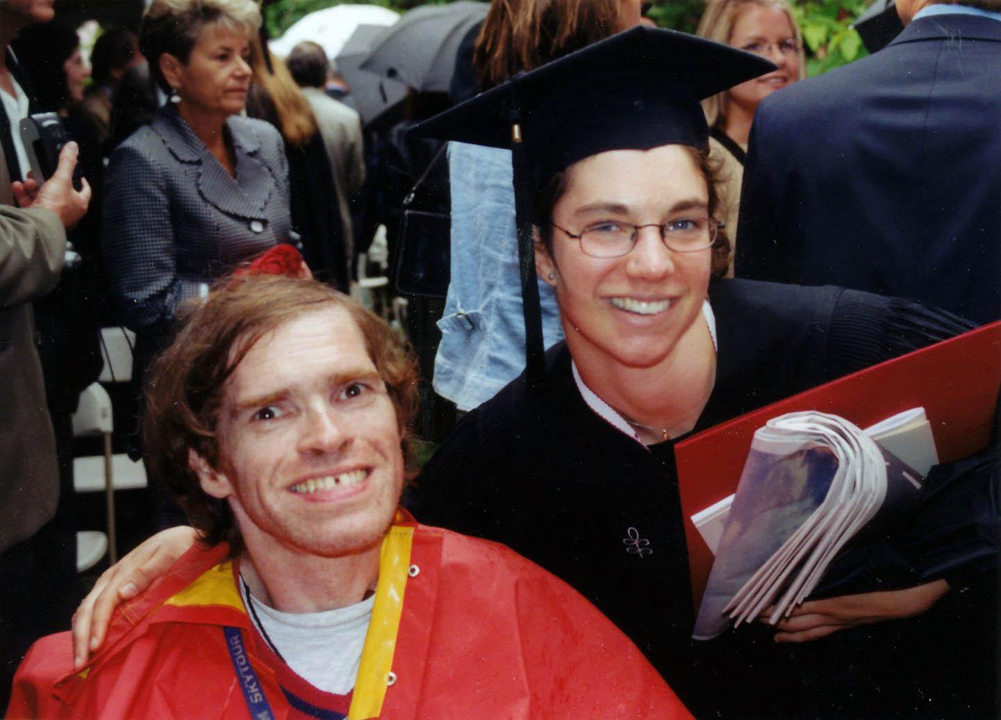 Lisa Lederer's Graduation