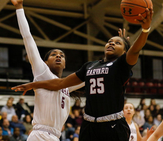 La Salle was no match for senior guard Sydney Skinner and company, with Harvard taking the contest 86-43.