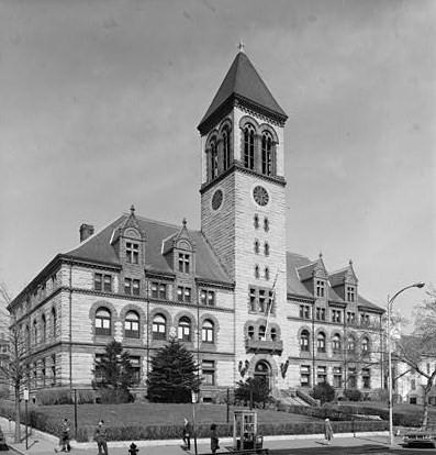 Cambridge City Hall 1960s