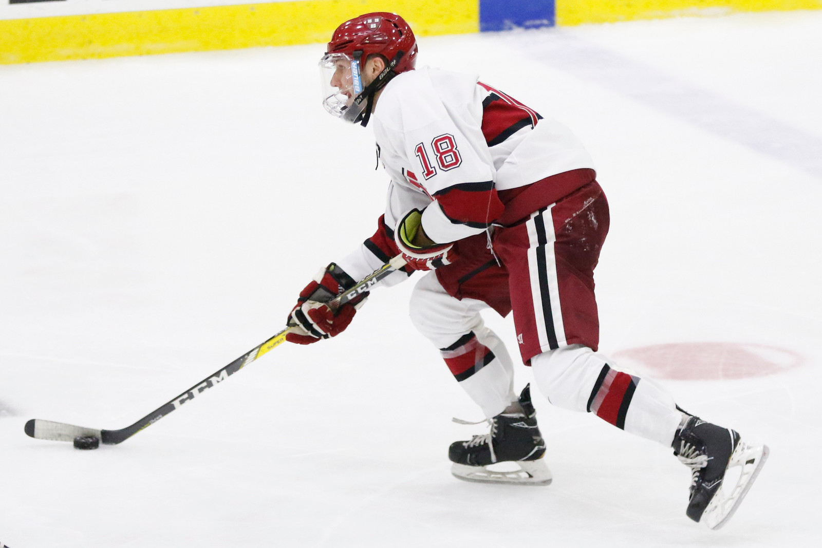The Crimson looks to rebound after a disappointing performance against Cornell last week. A victory on Tuesday night would send the squad into the four-week winter recess above .500.