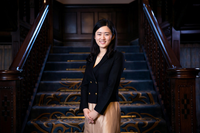 Yan Chen is the first Harvard affiliate to receive the Rhodes Scholarship in mainland China.