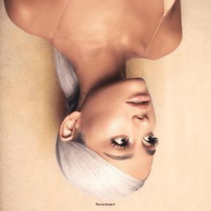 "Ariana Grande, ""Sweetener."" Photo courtesy of Republic Records/Ariana Grande."