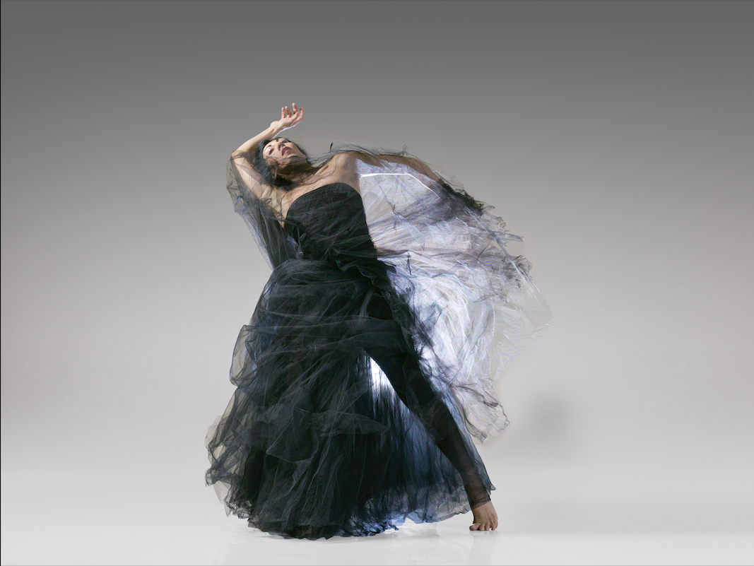 Nejla Y. Yatkin is an acclaimed dancer and choreographer.