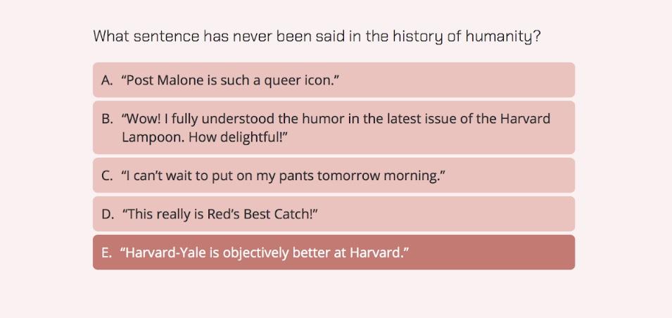 Better at Harvard
