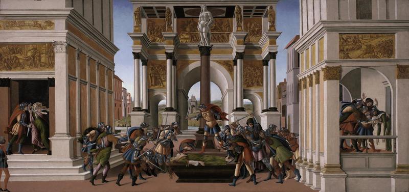 """The Tragedy of Lucretia"" Image"