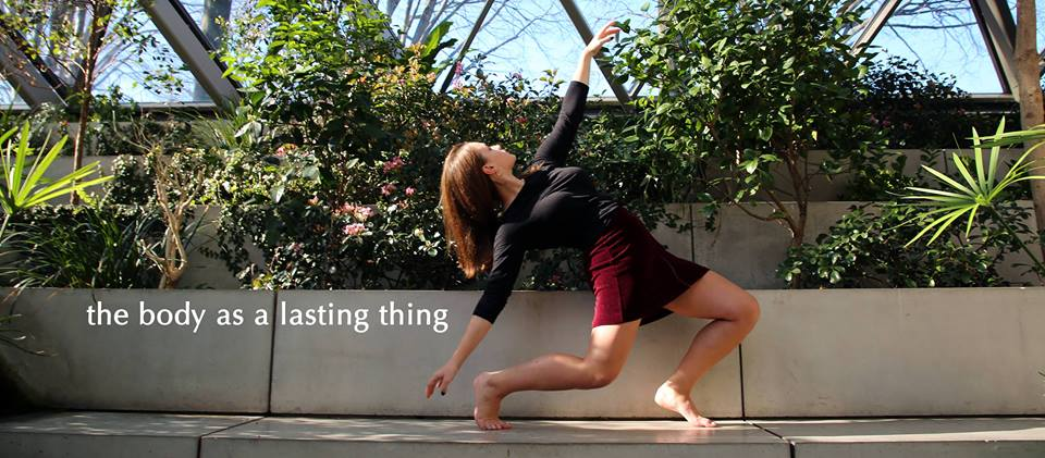'the body as a lasting thing' combined poetry with dance in shows on March 1 and 2.