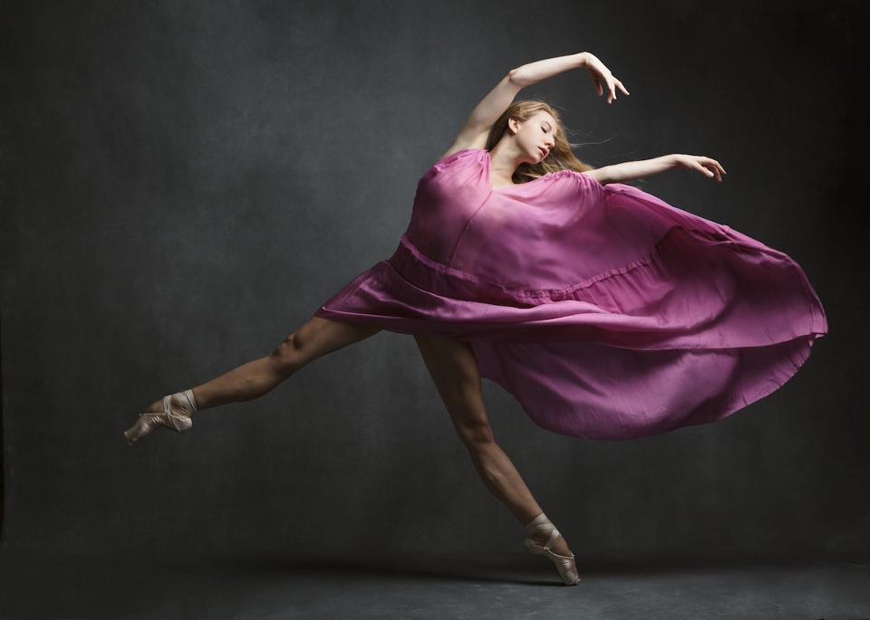 Ballerina Isabella Boylston spoke at the Office of Career Services on Feb. 25.