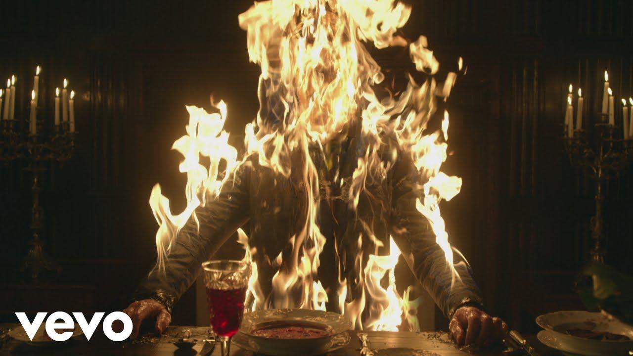 "Music video for ""Dinner & Diatribes"" by Hozier."