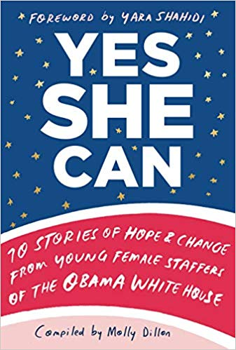Yes She Can Cover