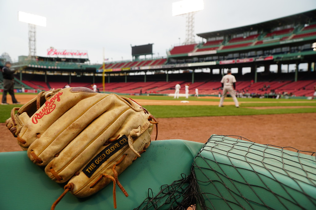 The Crimson are looking to win back-to-back Beanpot championships for the first time in program history, facing off against UMass in Fenway Park, the home stadium of the Boston Red Sox