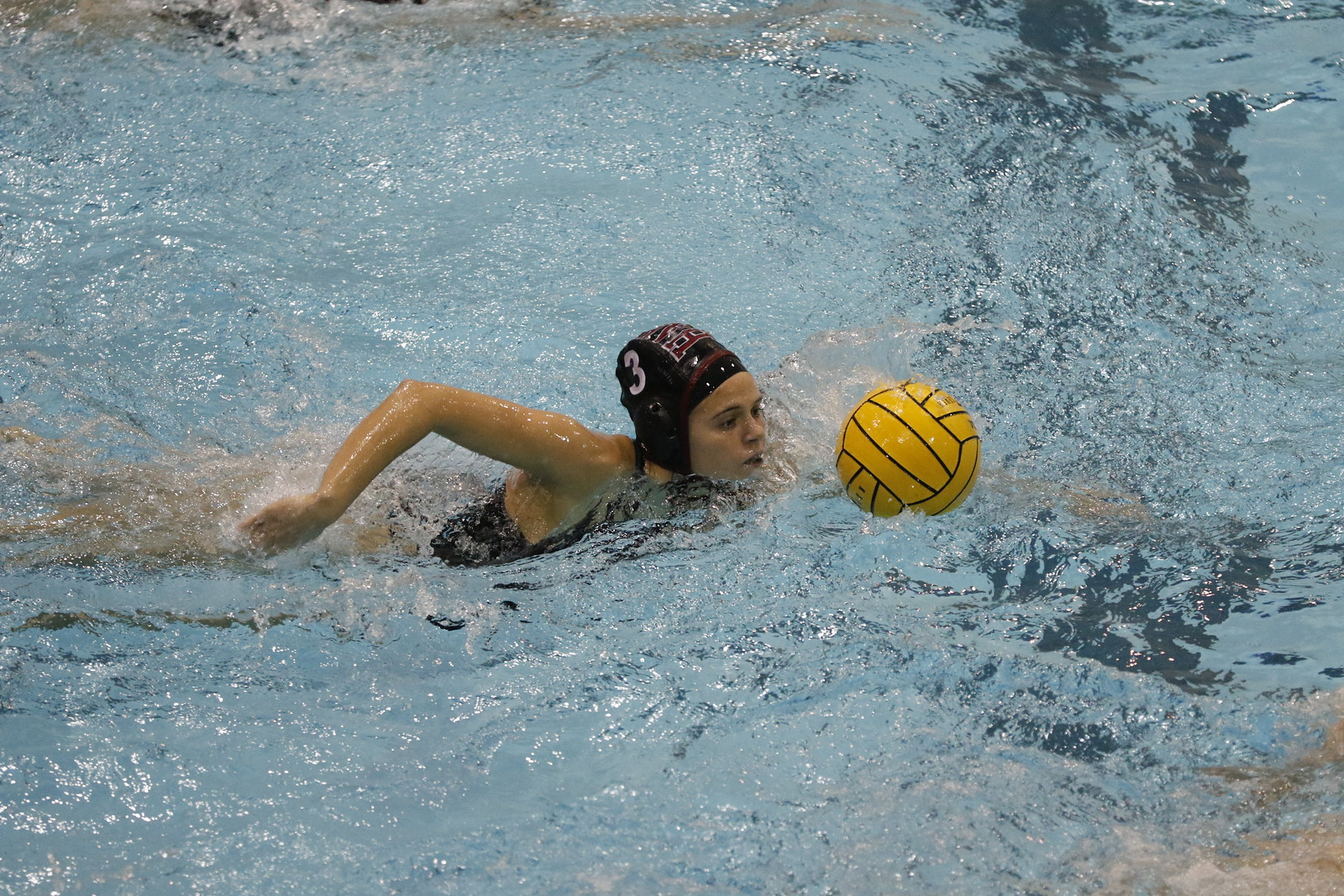 This past weekend saw the women's water polo team battle against tough, nationally-ranked opponents. After finishing fourth at the CWPA championships, the team finished the season with a 21-8 record, only the fifth time in team history it has eclipsed the 20-win mark.