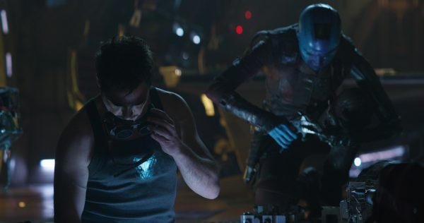 Closure after 'Endgame': Proof that Tony Stark Has a Heart | Arts