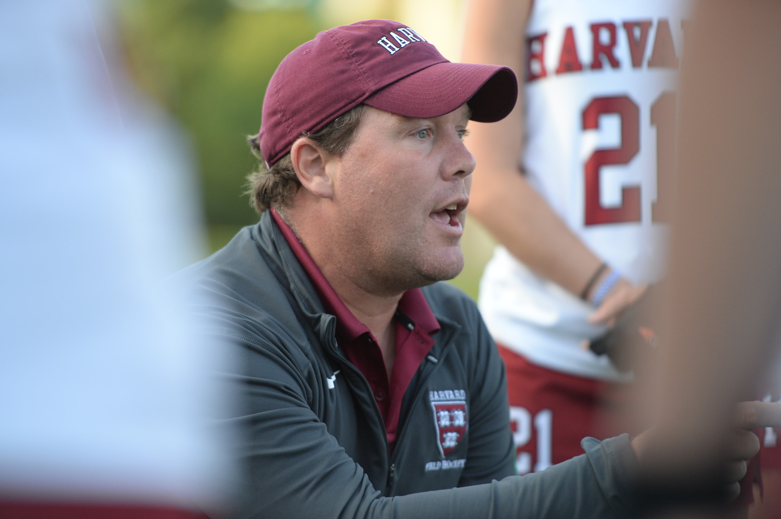 Harvard field hockey moved into the Top 10 national rankings this season, a meteoric rise for a program largely in the periphery in years past.