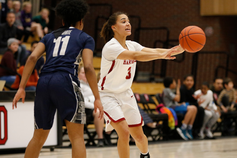 Senior guard and last years' leading scorer Katie Benzan will not return to the Crimson for her senior season.