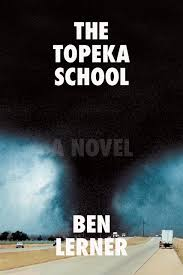The Topeka School Cover
