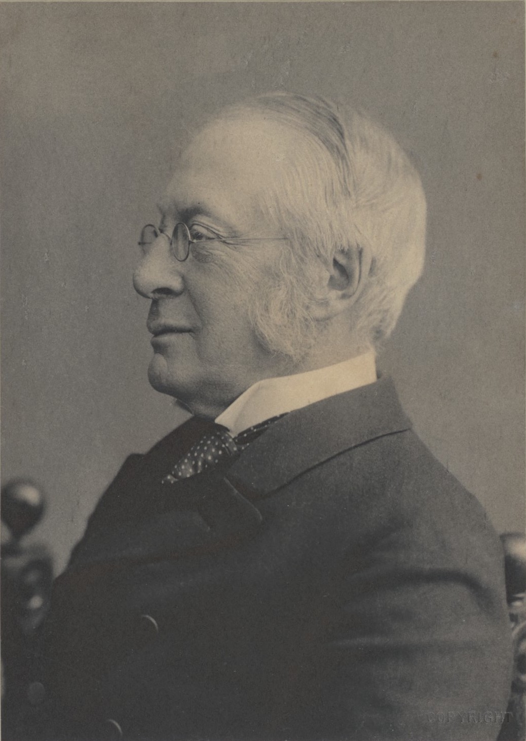 Selected as Harvard's president in 1859, Charles W. Eliot '52 holds the record for the longest-serving University president.