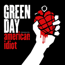 american idiot album art