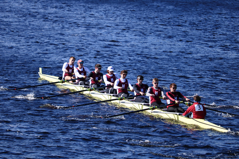Harvard Crew looks to start the season strong on the Charles River.