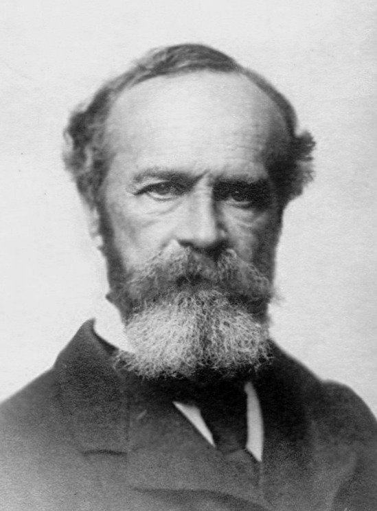 William James, pioneer in the field of psychology, also had a keen interest in the psychical — the supernatural.