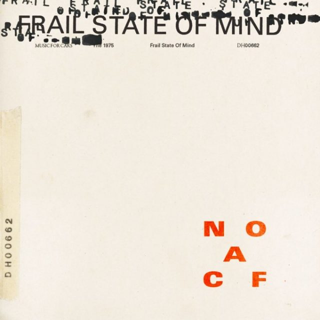 """Cover art for """"Frail State of Mind."""""""